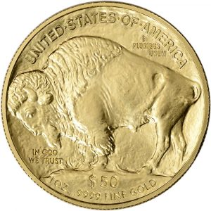 1 oz American Buffalo gold round