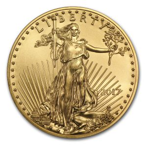 Gold American Eagle Coin
