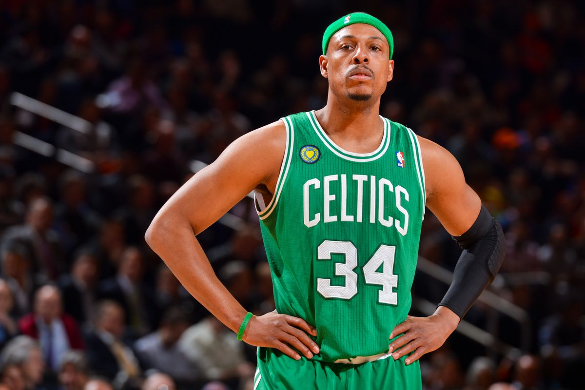 Top 10 Most Valuable Paul Pierce Rookie Cards