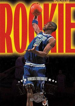 1995-96 Skybox Premium Kevin Garnett Rookie #233