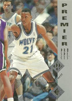 1995-96 SP Kevin Garnett Rookie #159