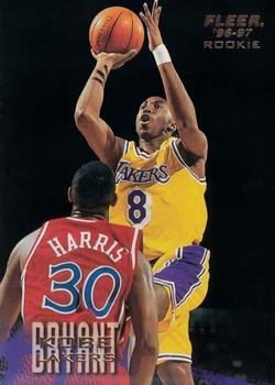 1996-97 Fleer Kobe Bryant Rookie