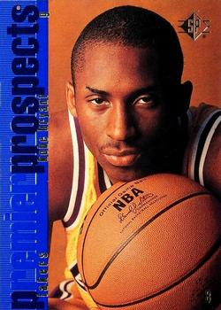 1996-97 SP Kobe Bryant Rookie