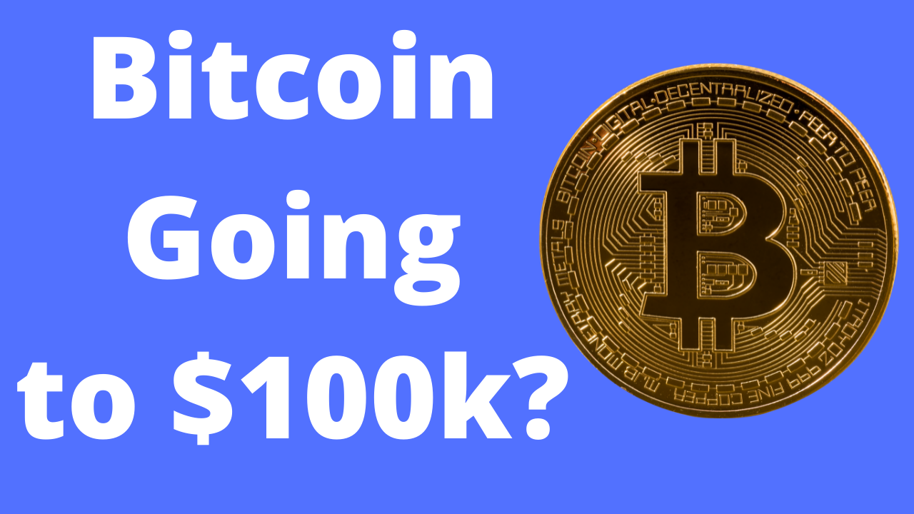 You are currently viewing Will Bitcoin Reach $100k in 2021?
