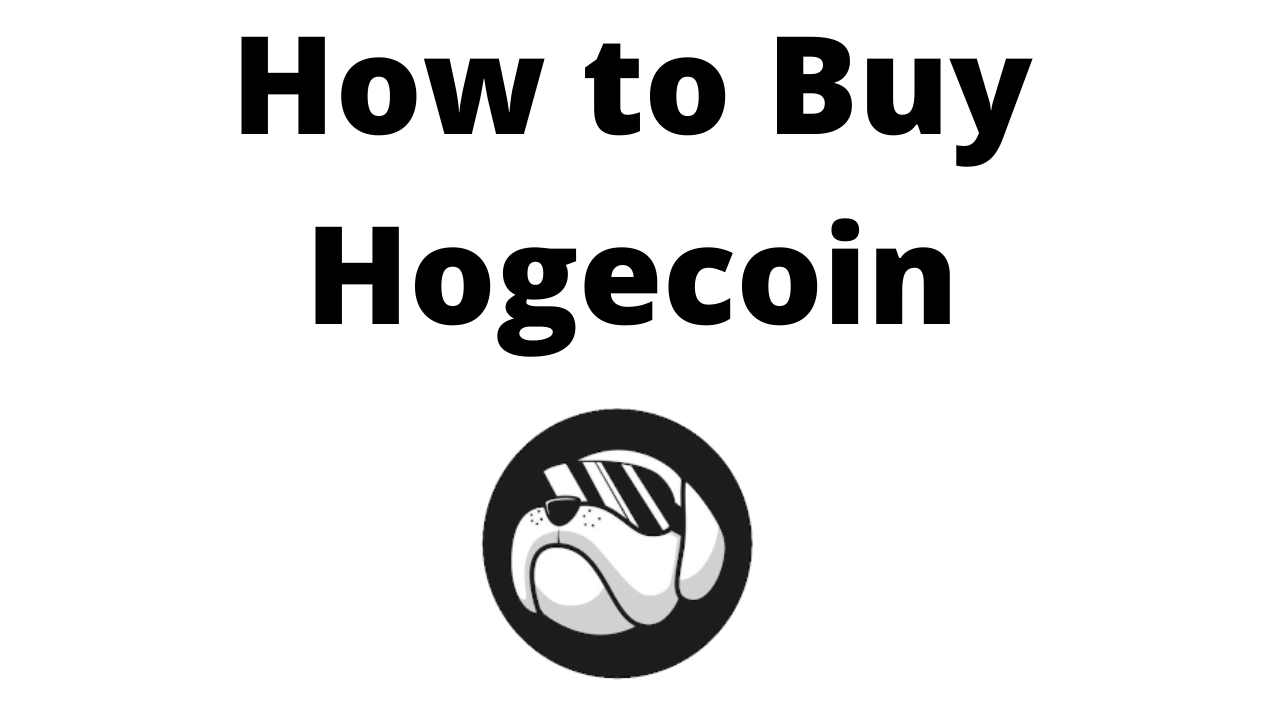 How to Buy HOGE Finance coin (Step by Step)