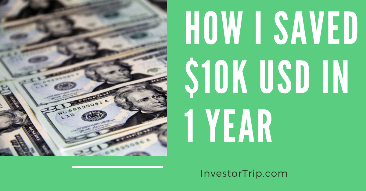 How to Save $10,000 in 1 Year (Step by Step)