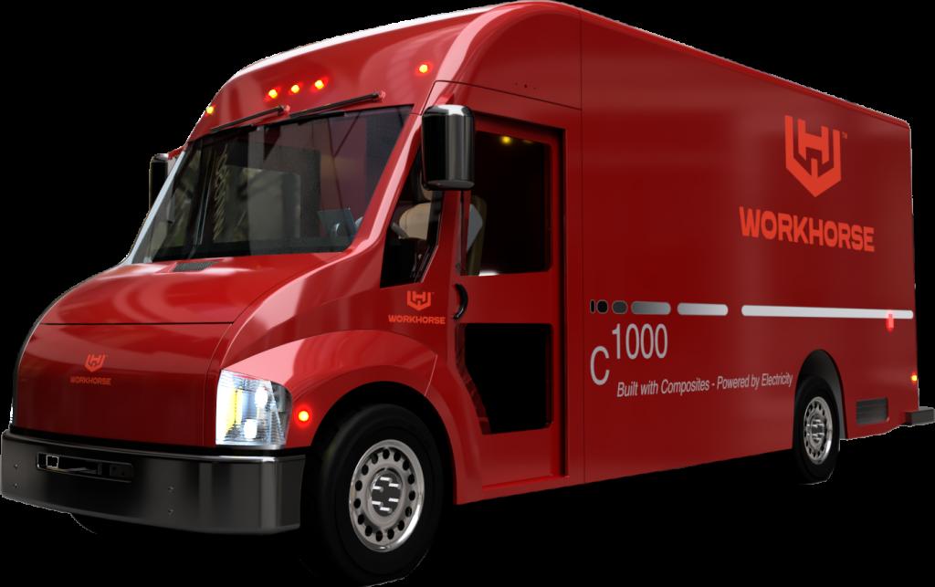 Workhorse C-1000 Electric Delivery Van