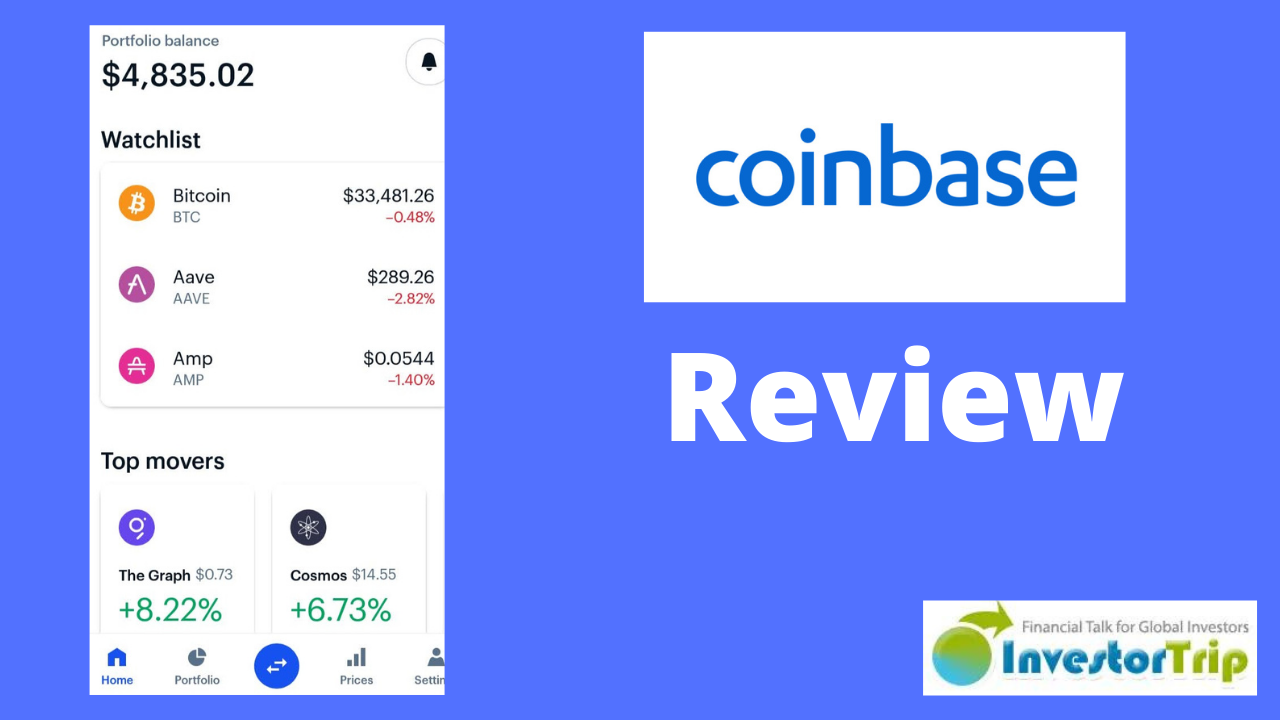 You are currently viewing Coinbase Review 2021: Pros, Cons, Fees, Security (Best Crypto Wallet for Beginners)