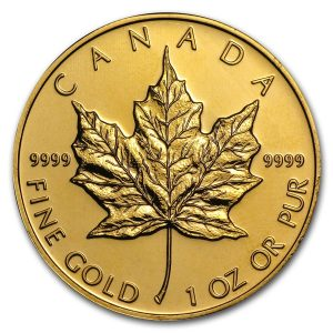 Royal Canadian Mint's Gold Maple Leaf Coin Review