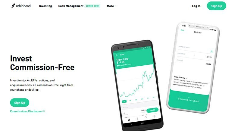 Best Robinhood Stocks