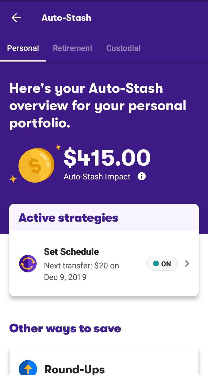 Stash Autostash impact